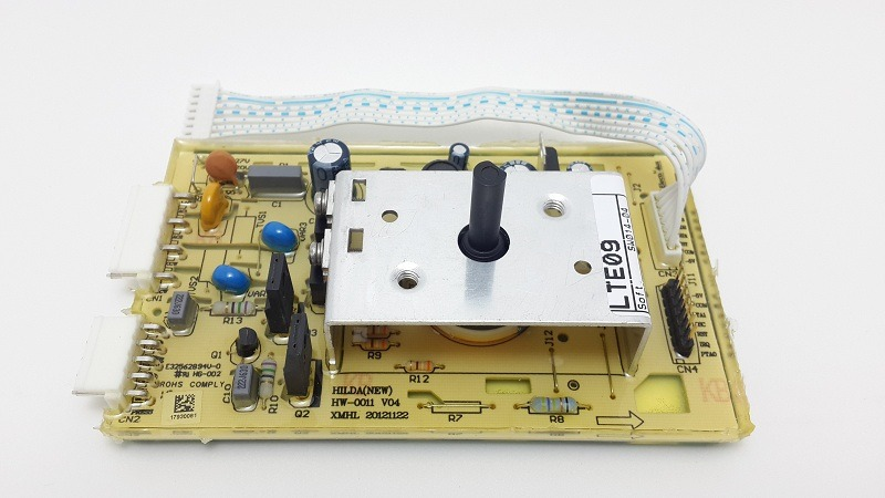 PLACA DE POTENCIA LAVADORA ELECTROLUX LTE09 (70295146)