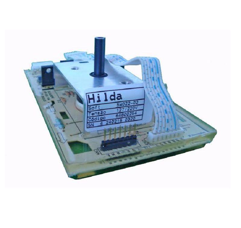 Placa de Potência Lavadora LT60 Electrolux Original 127/220v