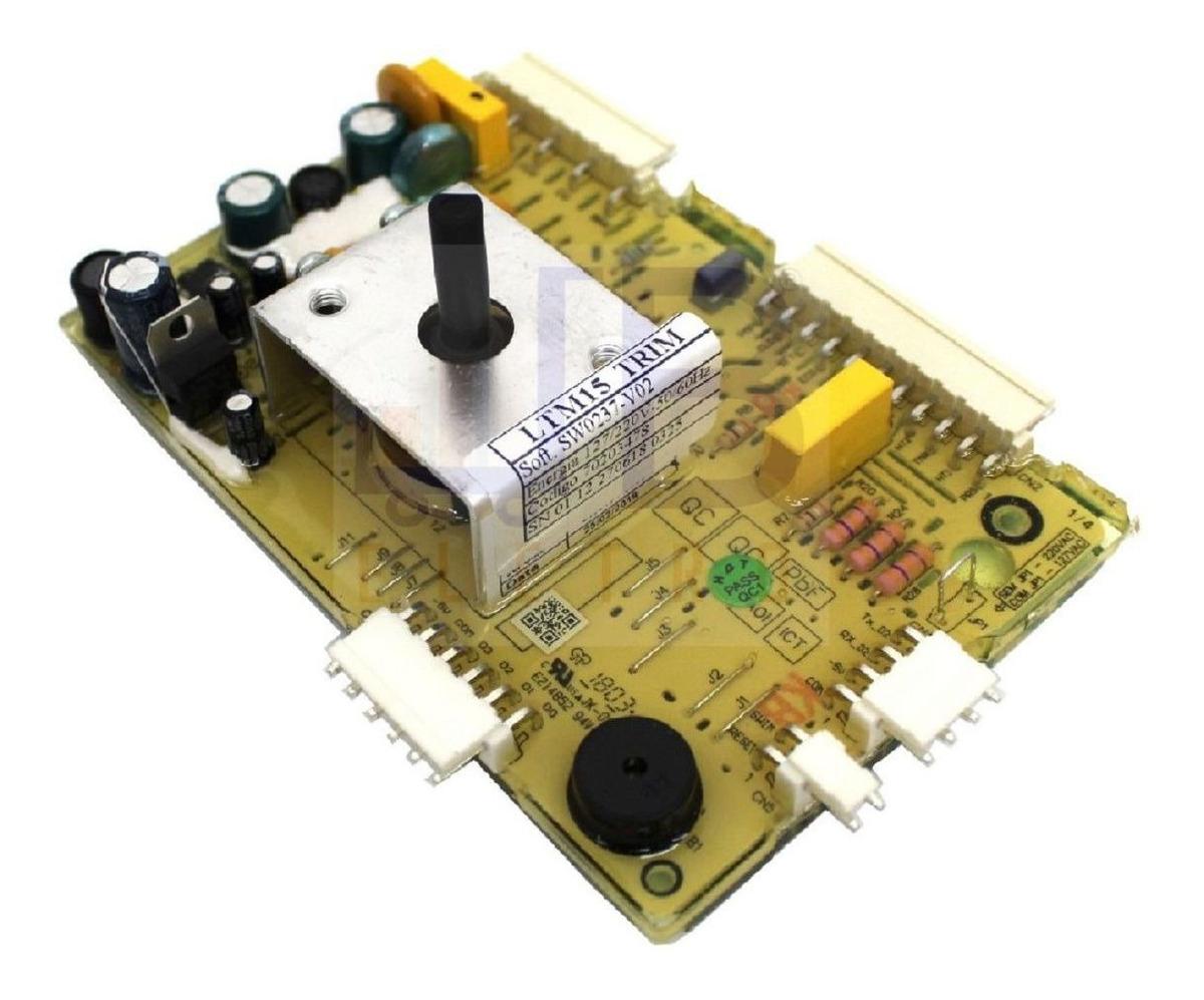 PLACA DE POTENCIA ORIGINAL LAVADORA ELECTROLUX LTM15 -70203478