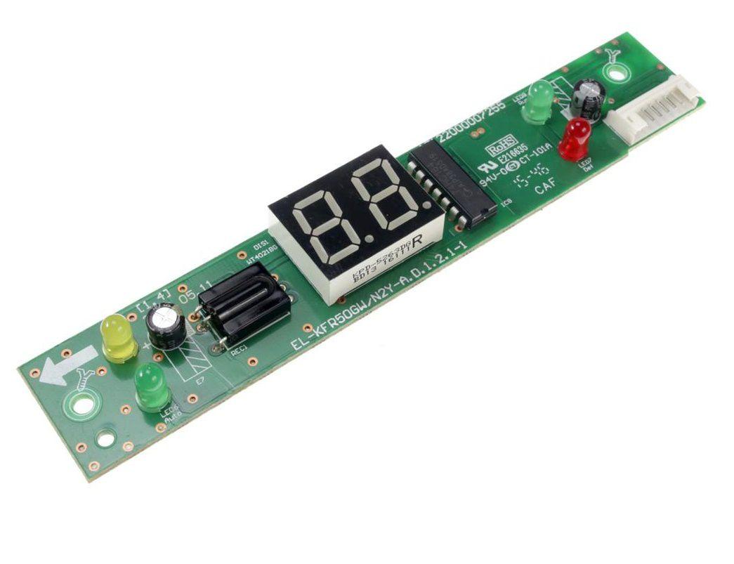 Placa Display Ar Split Si07f Si07r Si09f Si09r Electrolux