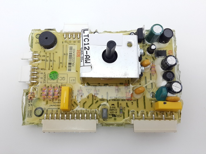 Placa Eletrônica Lavadora Electrolux Ltc12 Original 70200647