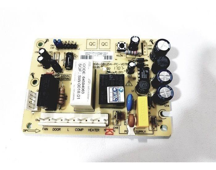 PLACA ELETRONICA REFRIGERADOR ELECTROLUX DF34/DF35