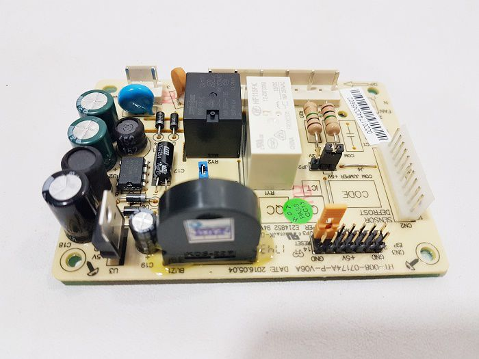 Placa Geladeira Electrolux DF42 DF42X DFN42 DFX42 TF42 Bivolt