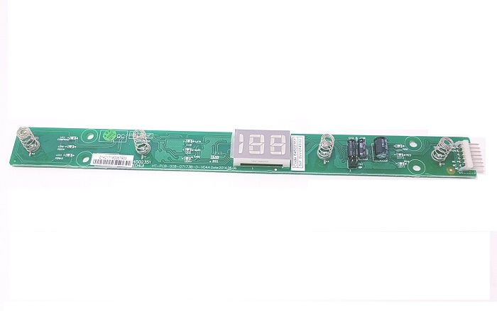 Placa Interface Geladeira Electrolux Df47 Df50 Dfn49 Dfn50