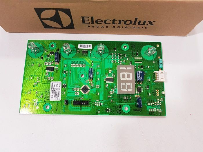 PLACA INTERFACE GELADEIRA ELECTROLUX DF51-DF52-DF52X-DFN52-DFW5