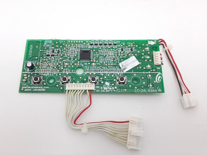 Placa Interface Original Lavadoras Consul Cwl75a Cwl10b