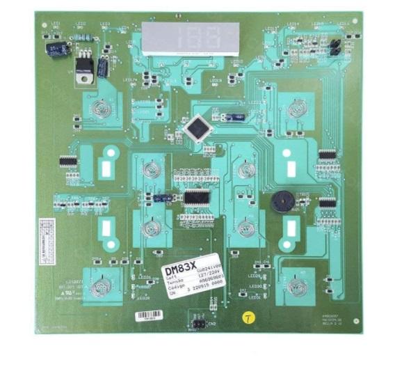 PLACA INTERFACE REFRIGERADOR ELECTROLUX DM83X - ORIGINAL
