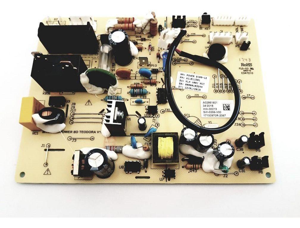 PLACA INTERNA AR INVERTER ELECTROLUX QI09F-QI09R-QI12F-QI12R