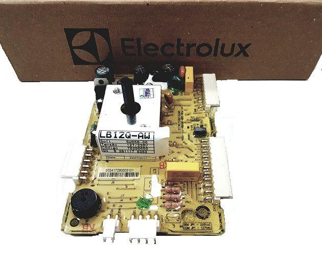 Placa Lavadora Electrolux LB12Q Original 127/220v