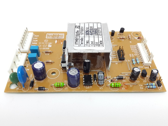 Placa Lavadora Electrolux Lf11 Lq11 Original Bivolt 64800226