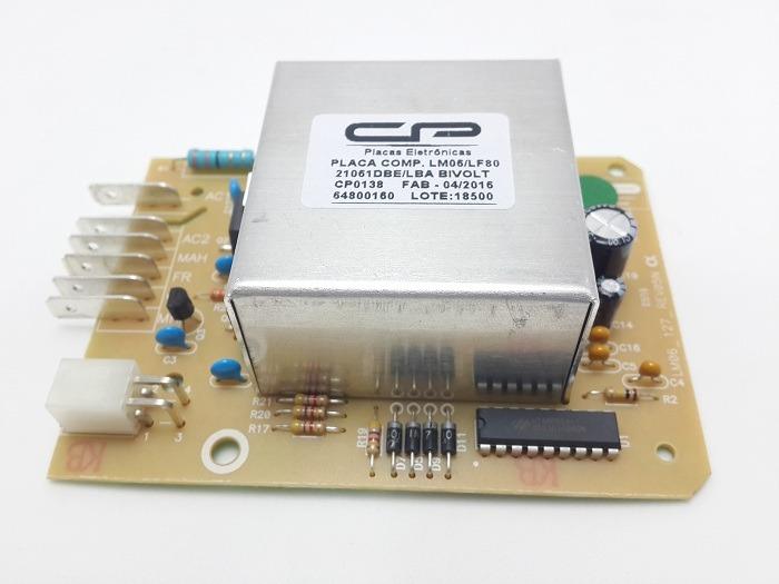 PLACA LAVADORA ELECTROLUX LM06-LF80 -CP138 -64800160