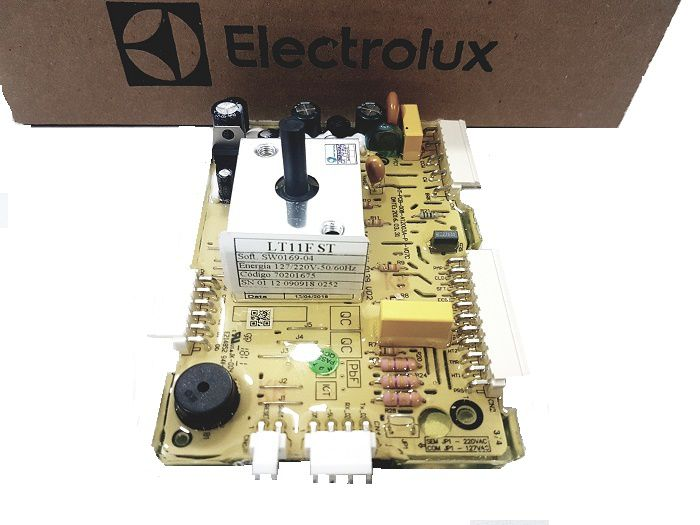 Placa Lavadora Electrolux LT10F LT11F Bivolt Original