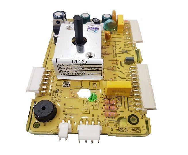 Placa Lavadora Electrolux LT12F Original 127/220v