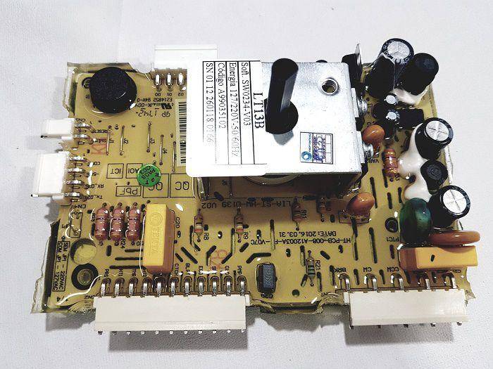 Placa Lavadora Electrolux LT13B Original 127/220v
