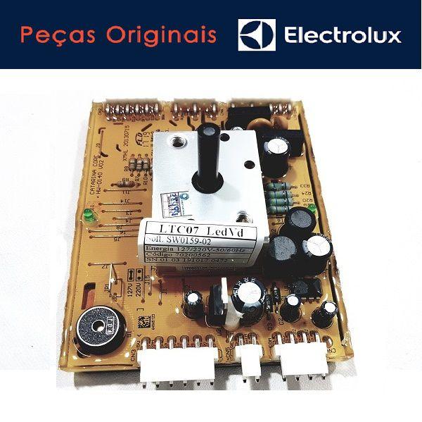 Placa Lavadora Electrolux Ltc07 Original 127/220v