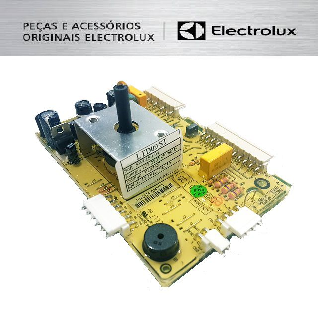 Placa Lavadora Electrolux Ltd09 Original Bivolt