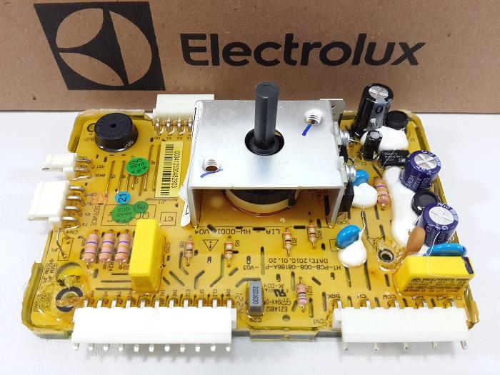 Placa Lavadora Lbu15 Electrolux Original 70200963 Bivolt