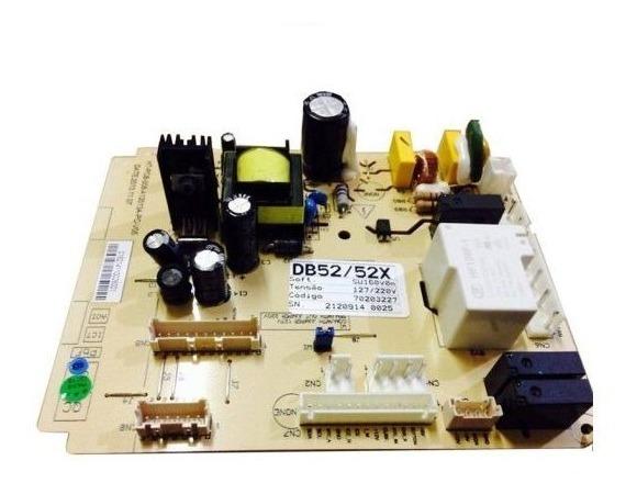 PLACA POTENCIA GELADEIRA ELECTROLUX DB52-DB52X-DT52X-DB53X-DB53