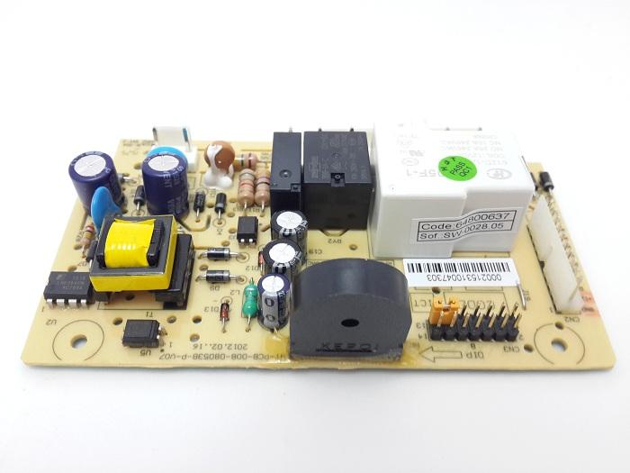 Placa Potencia Geladeira Electrolux Df80 E Df80x Original