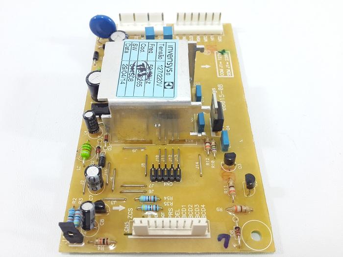 PLACA POTENCIA LAVADORA ELECTROLUX LT12