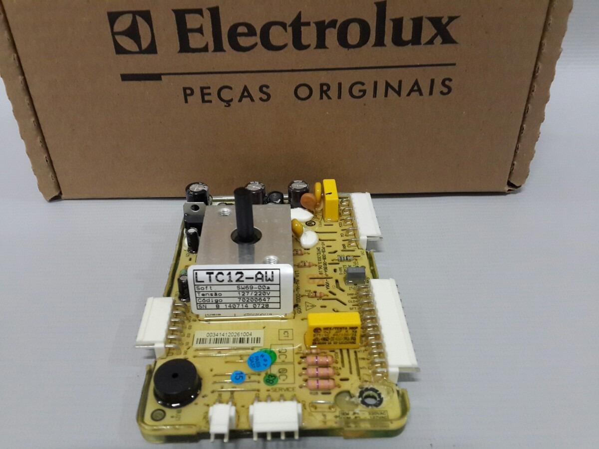 PLACA POTENCIA LAVADORA ELECTROLUX- LTC12