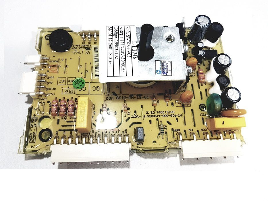 PLACA POTÊNCIA LAVADORA ELECTROLUX LTD09: