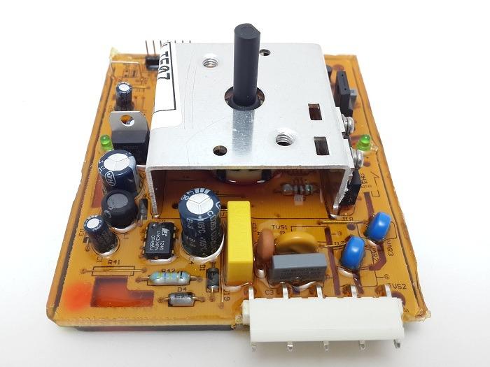PLACA POTENCIA LAVADORA ELECTROLUX LTE07
