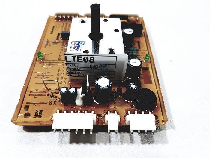 PLACA POTENCIA LAVADORA ELECTROLUX LTE08