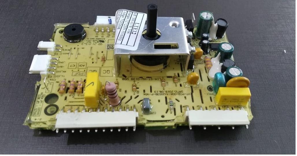 PLACA POTÊNCIA LAVADORA ELECTROLUX LTE12 - VERSÃO 03 BIVOLT