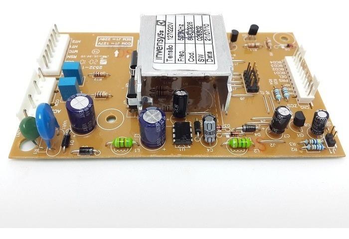 PLACA POTÊNCIA LAVADORA ELECTROLUX ORIGINAL LF11 - LQ11