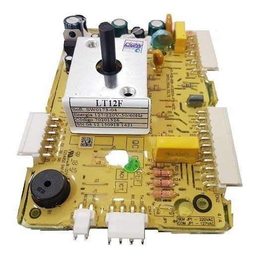 PLACA POTENCIA ORIGINAL LAVADORA ELECTROLUX LT12F -70201326