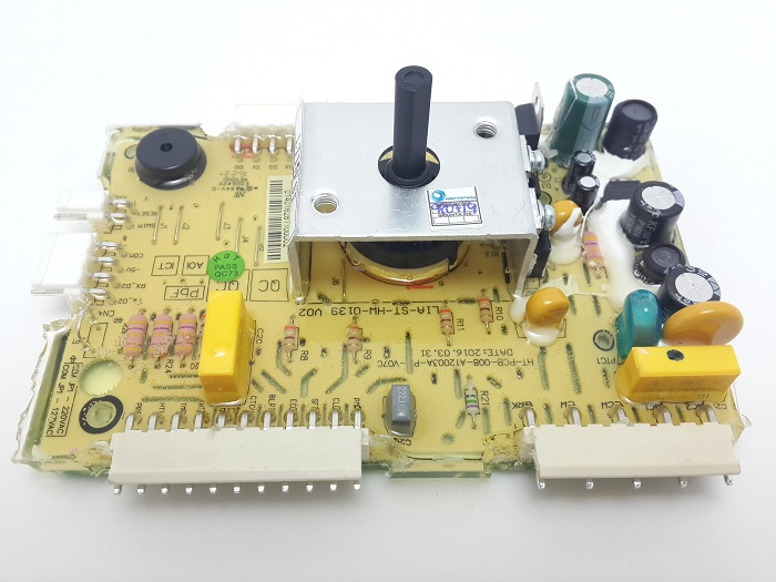 PLACA POTENCIA ORIGINAL LAVADORA ELECTROLUX- LT15F-70201676