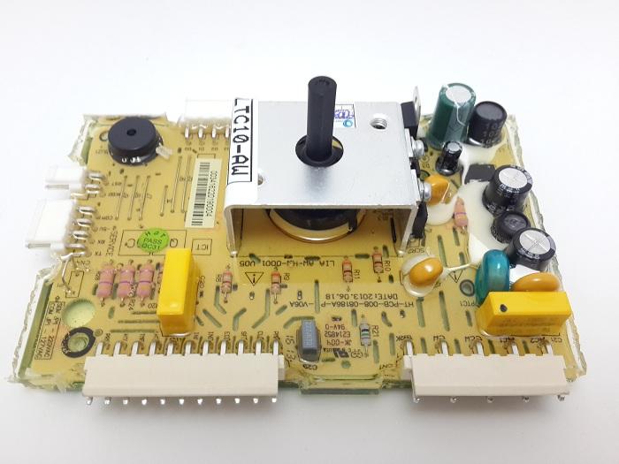 PLACA POTENCIA ORIGINAL LAVADORA ELECTROLUX LTC10 - VERSÃO 01-70200646