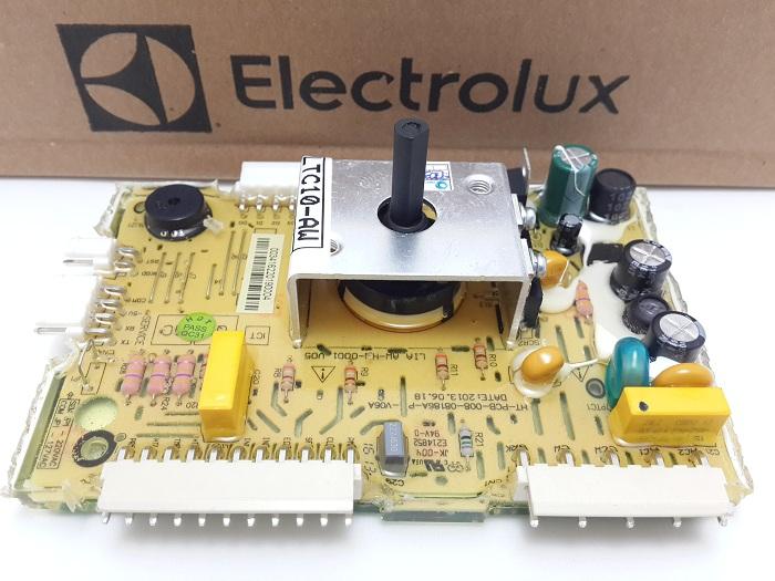 PLACA POTENCIA ORIGINAL LAVADORA ELECTROLUX LTC10 - VERSÃO 01