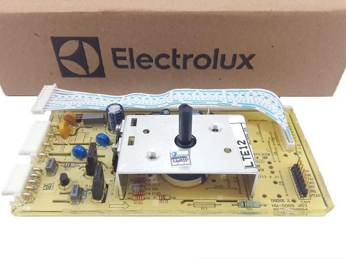 PLACA POTENCIA ORIGINAL LAVADORA ELECTROLUX LTE12 (64800652/ 64502023)