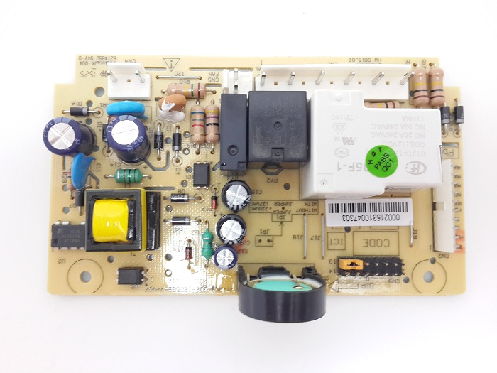 PLACA POTENCIA REFRIGERADOR ELECTROLUX DF80 - DF80X - DFW51 - DW51X - DWN51 - DWX51