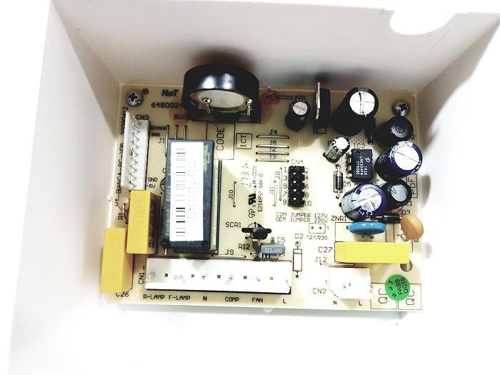 Placa Principal Geladeira Electrolux DC49X Original-220V