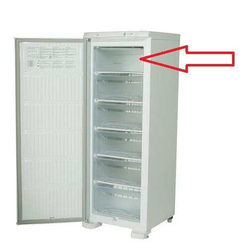 Porta Basculante Freezer Electrolux FE18 FE22 FE26 FFE24
