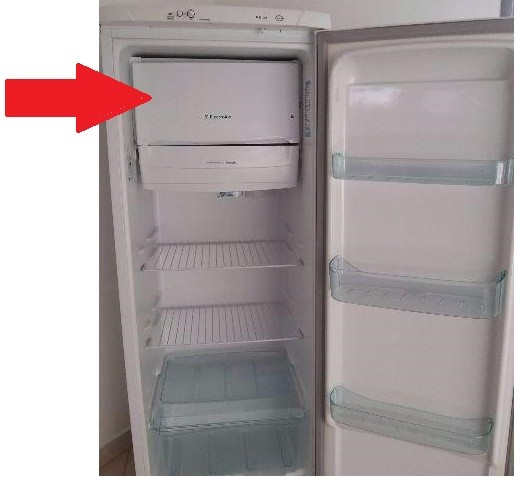 Porta Congelador Geladeira Electrolux Re26 Re28 Re29 Rde30