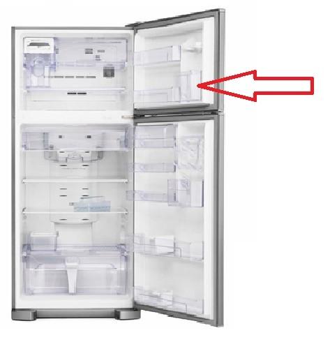 Prateleira Ice Stock Electrolux DF47 DF49 DF50 DFN49 DFN50