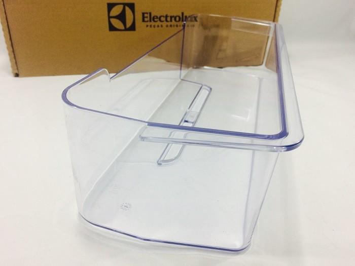 PRATELEIRA RASA  REFRIGERADOR ELECTROLUX DF42-DF42X (CÓD.ANT
