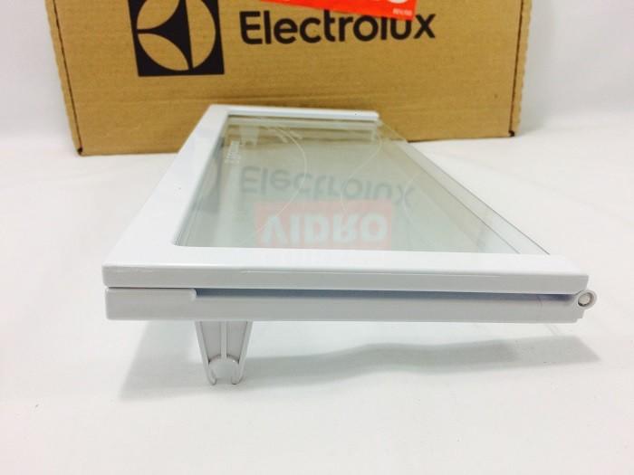 Prateleira Retrátil Vidro Geladeira Electrolux DF47 DF50 DFN50