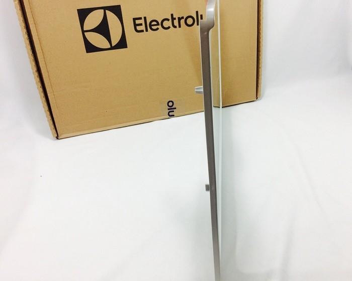 PRATELEIRA VIDRO INFERIOR GELADEIRA ELECTROLUX DF47-DF50-DFN50-DF50X