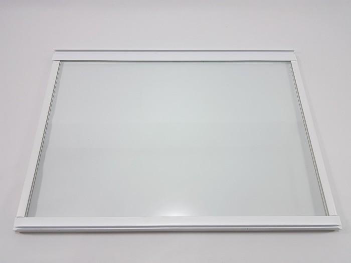 Prateleira Vidro Menor Freezer Brastemp Bvr28f-Bvr28g-Bvr28h