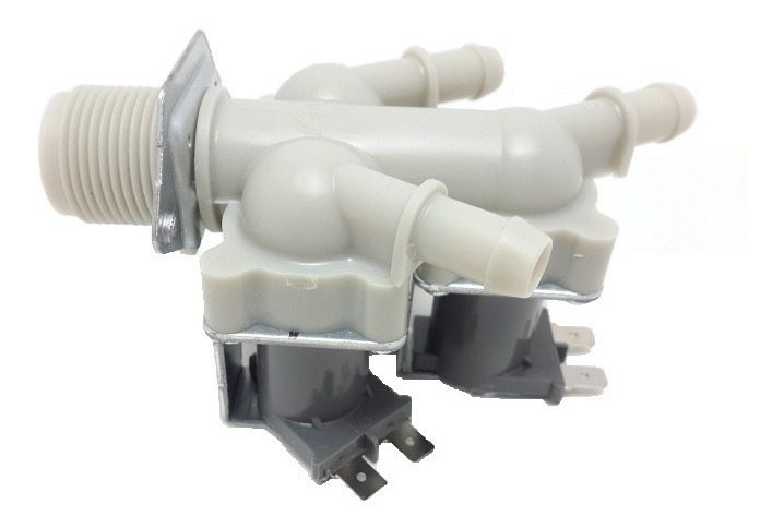 VALVULA ENTRADA AGUA ELECTROLUX 127V LSE11 / LSE09 / LSE12 / LSI09 / LSI11