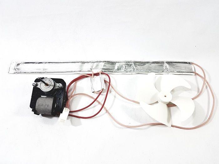 Ventilador e Resistência Freezer Electrolux FFe24-220V