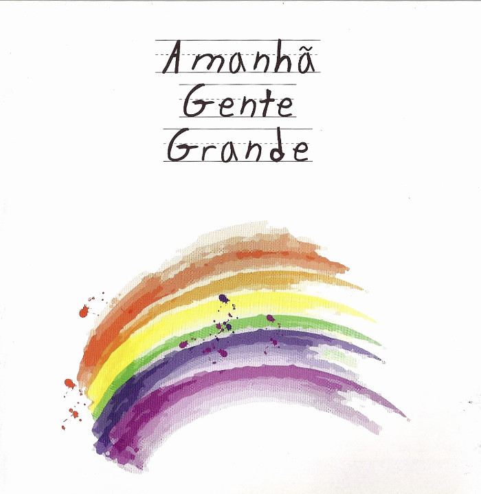 CD Amanhã Gente Grande - Vol I