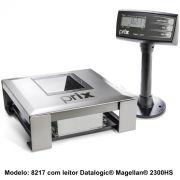 Balança de Check-Out Toledo 8217 com Leitor Magellan 2300HS - Pesadora
