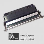 Cabeça de Impressão Zebra S4M (203dpi - 4