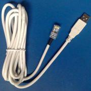Cabo para Leitor Motorola LS2208 Symbol - USB